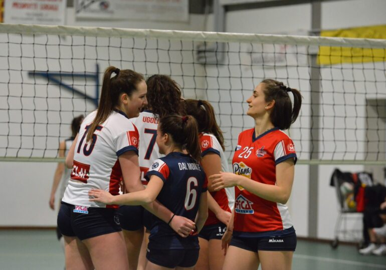 Under 19 Reg: Tutto facile a Bagnacavallo