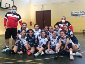 New Team Imola A — Pallavolo Budrio A