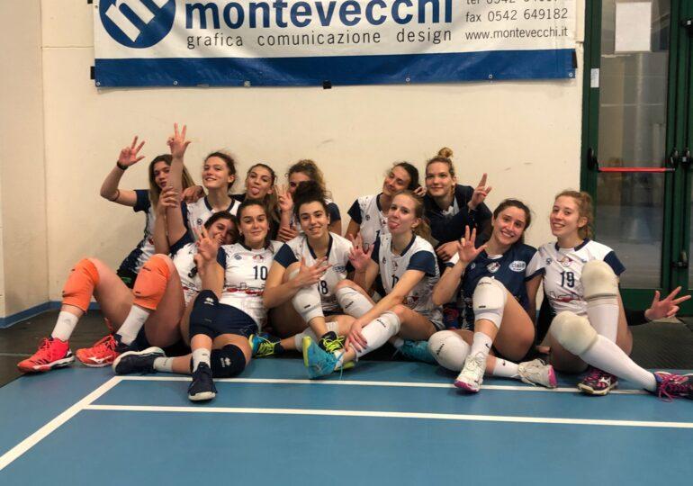 Studio Montevecchi vince e guida il girone