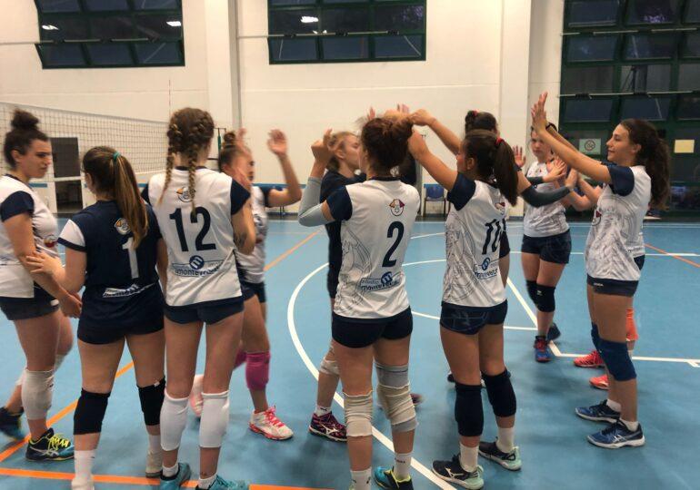 Studio Montevecchi: Sconfitta al quinto set contro Volley Castello