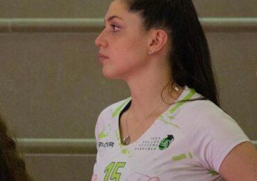 Camilla Ferrari, volto nuovo dell'attacco imolese
