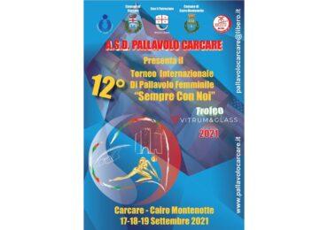 """Week-end in Liguria per il torneo """"Sempre con noi"""""""