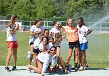 Chiara Venturi guiderà le due Under 14